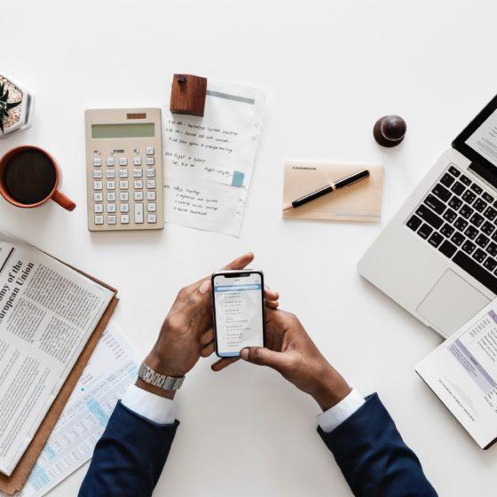 新品ビジネスフォンの便利機能①モバイルとの連携
