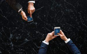 新品ビジネスフォンの機能⑥オフィス不在も問題なし転送・逆転送