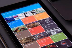 新品ビジネスフォンの機能④IP電話の多機能ディスプレイ